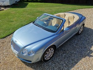 Bentley Continental GTC | Low Mileage | New MOT