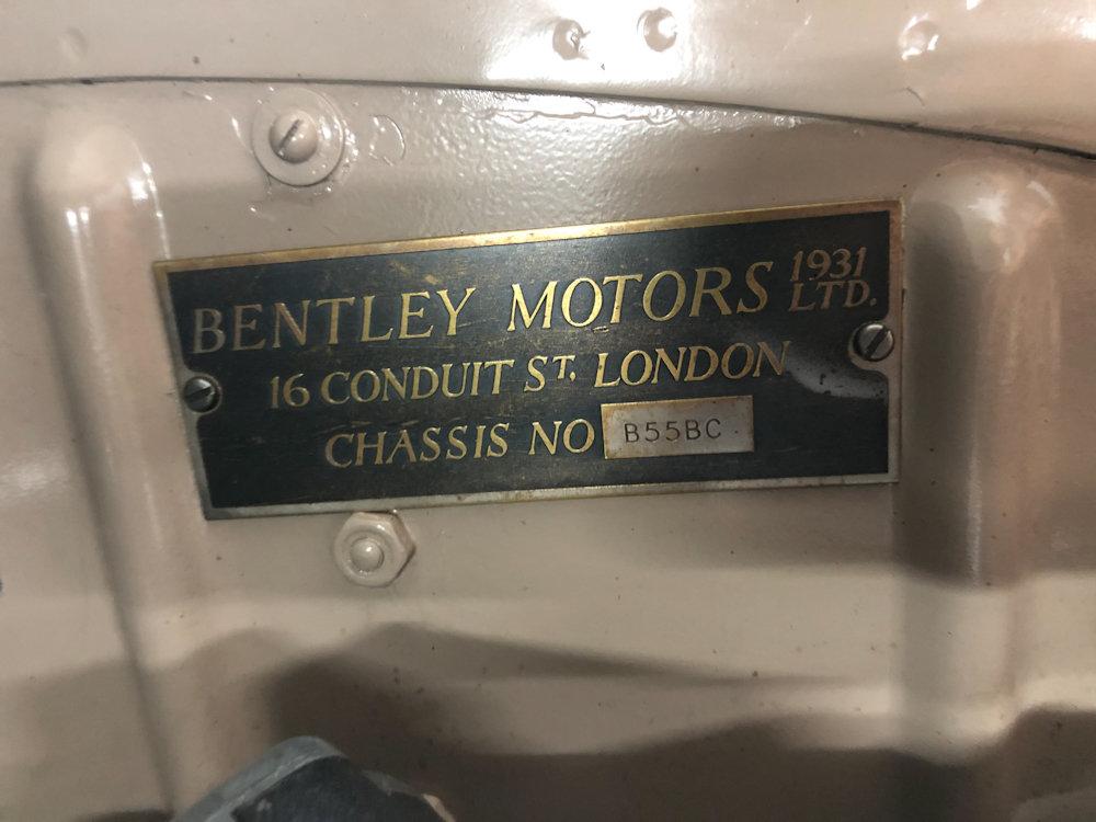 1958 Bentley S1 4 door saloon by James Young For Sale (picture 24 of 24)