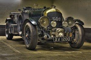 """1928 Bentley Birkin Le Mans Blower """"Bertie"""""""