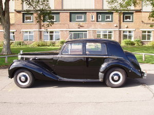 Picture of 1952 Bentley Mk VI  For Sale