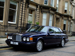 1996 BENTLEY BROOKLANDS SWB - FACELIFT - 42K MILES - IMPECCABLE ! For Sale