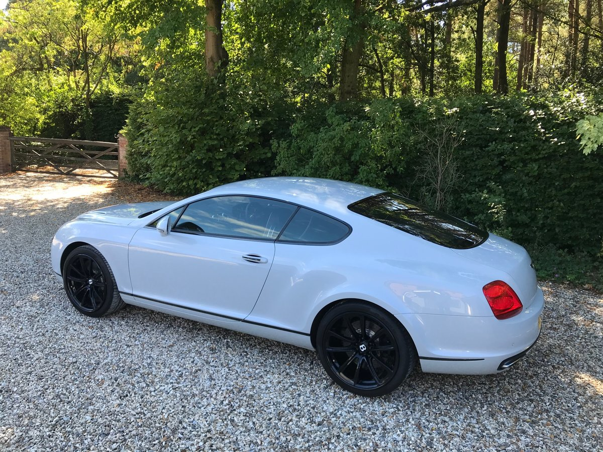 2010 Continental GT Supersports - just 12,700 miles For Sale (picture 3 of 6)