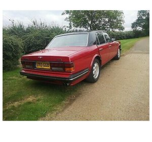 Picture of 1992 Bentley turbo R