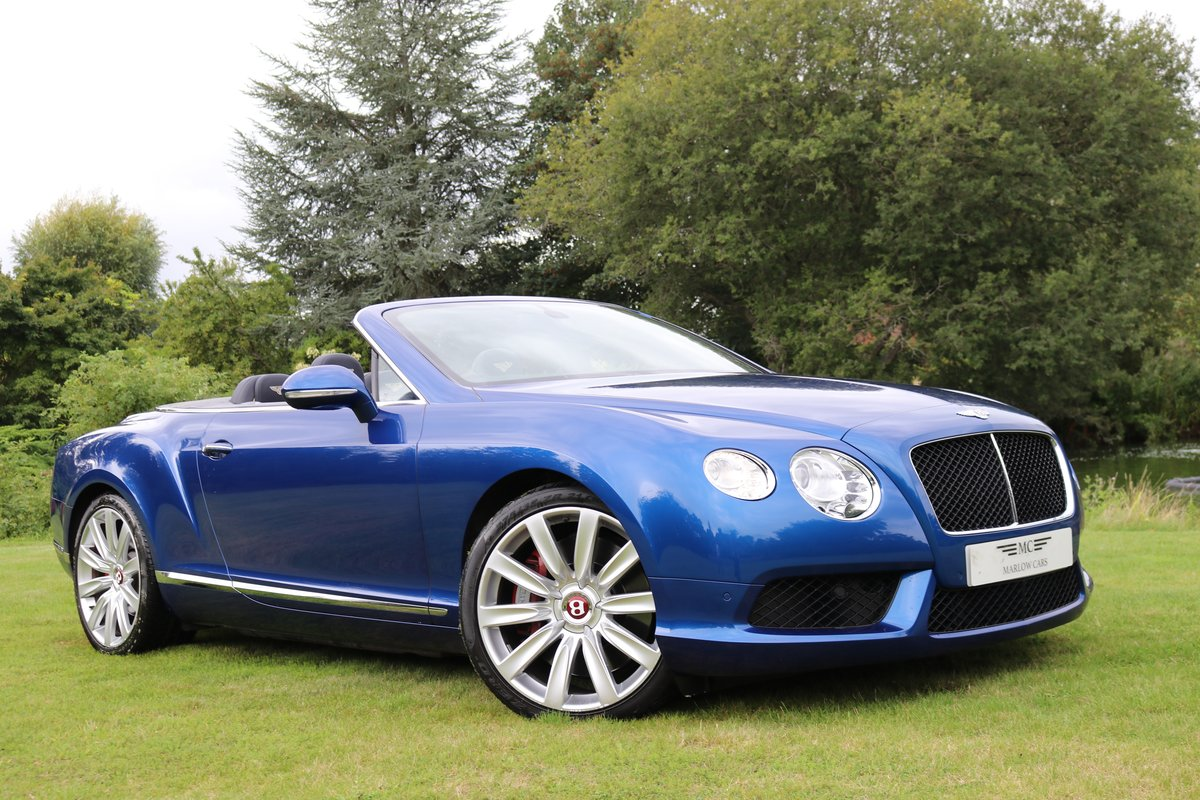 2012 BENTLEY GTC V8 For Sale (picture 1 of 6)