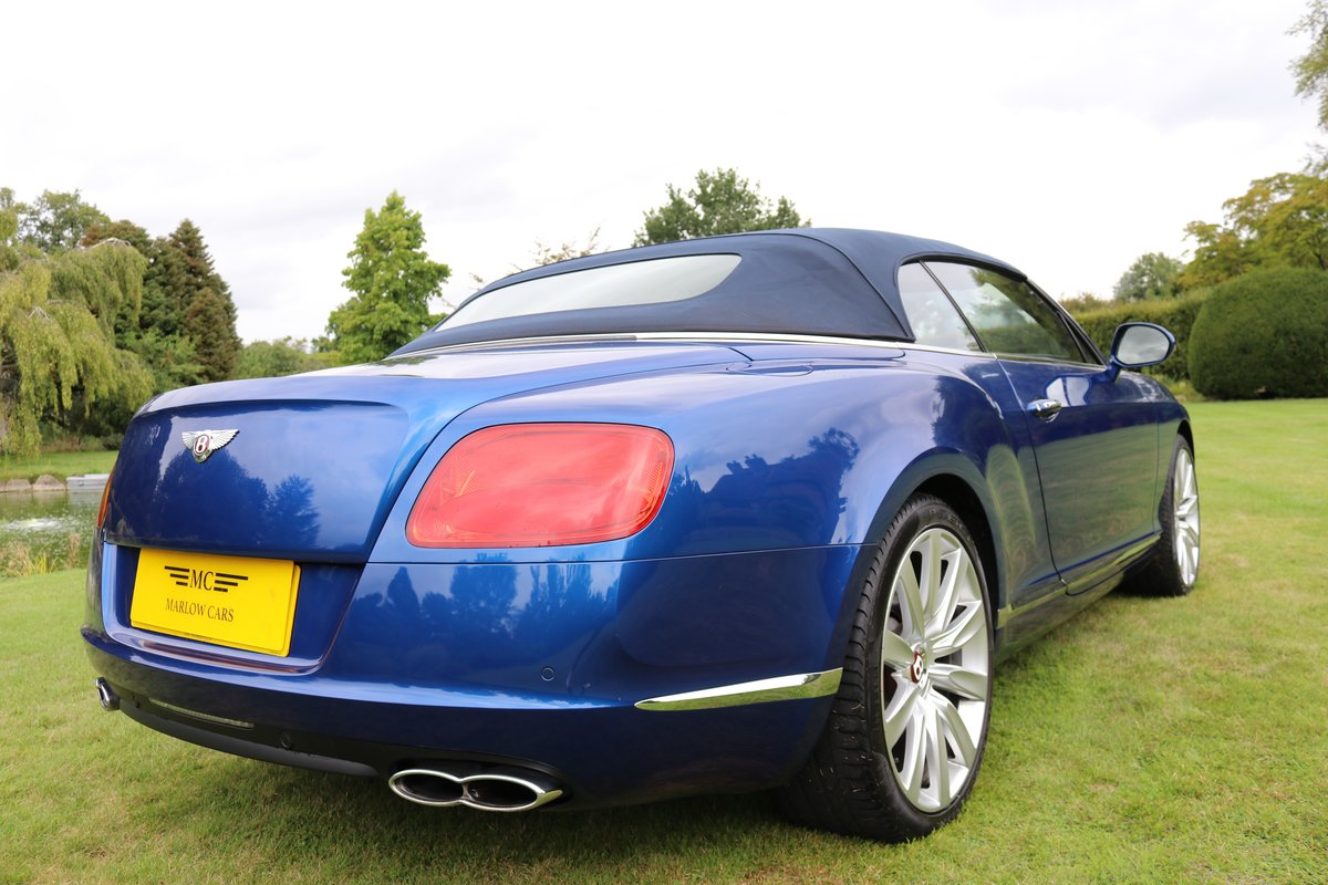 2012 BENTLEY GTC V8 For Sale (picture 3 of 6)