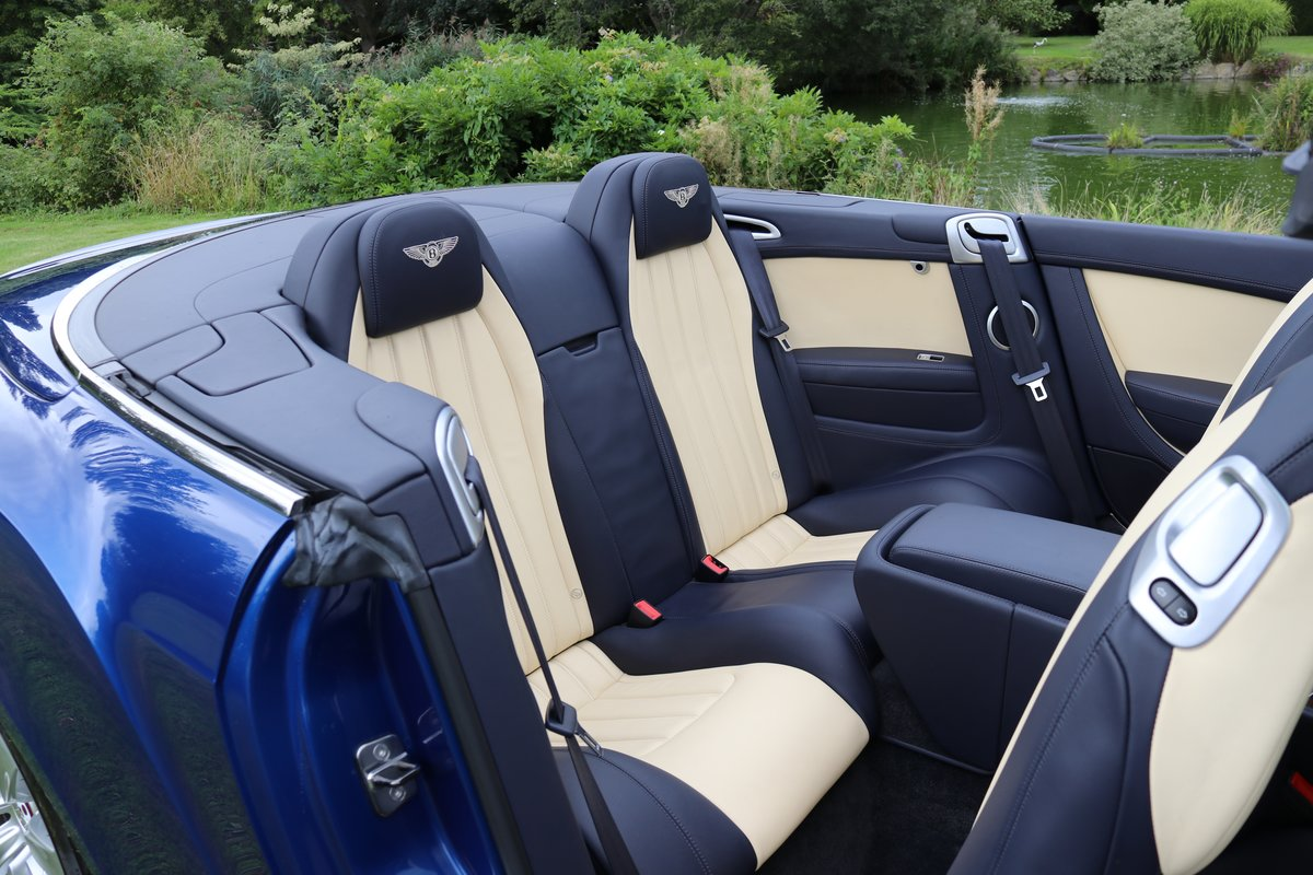 2012 BENTLEY GTC V8 For Sale (picture 4 of 6)