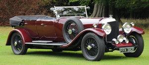 Picture of 1924/1950 BENTLEY MARK VI STRAIGHT EIGHT WILLIAM ARNOLD BODI For Sale