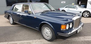 *REMAINS AVAILABLE - AUGUST AUCTION* 1988 Bentley Mulsanne S For Sale by Auction