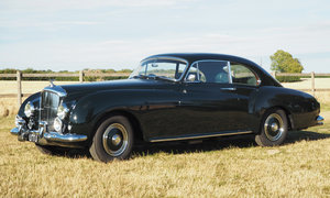 1954 Bentley R-Type Continental Fastback By H.J Mulliner  For Sale