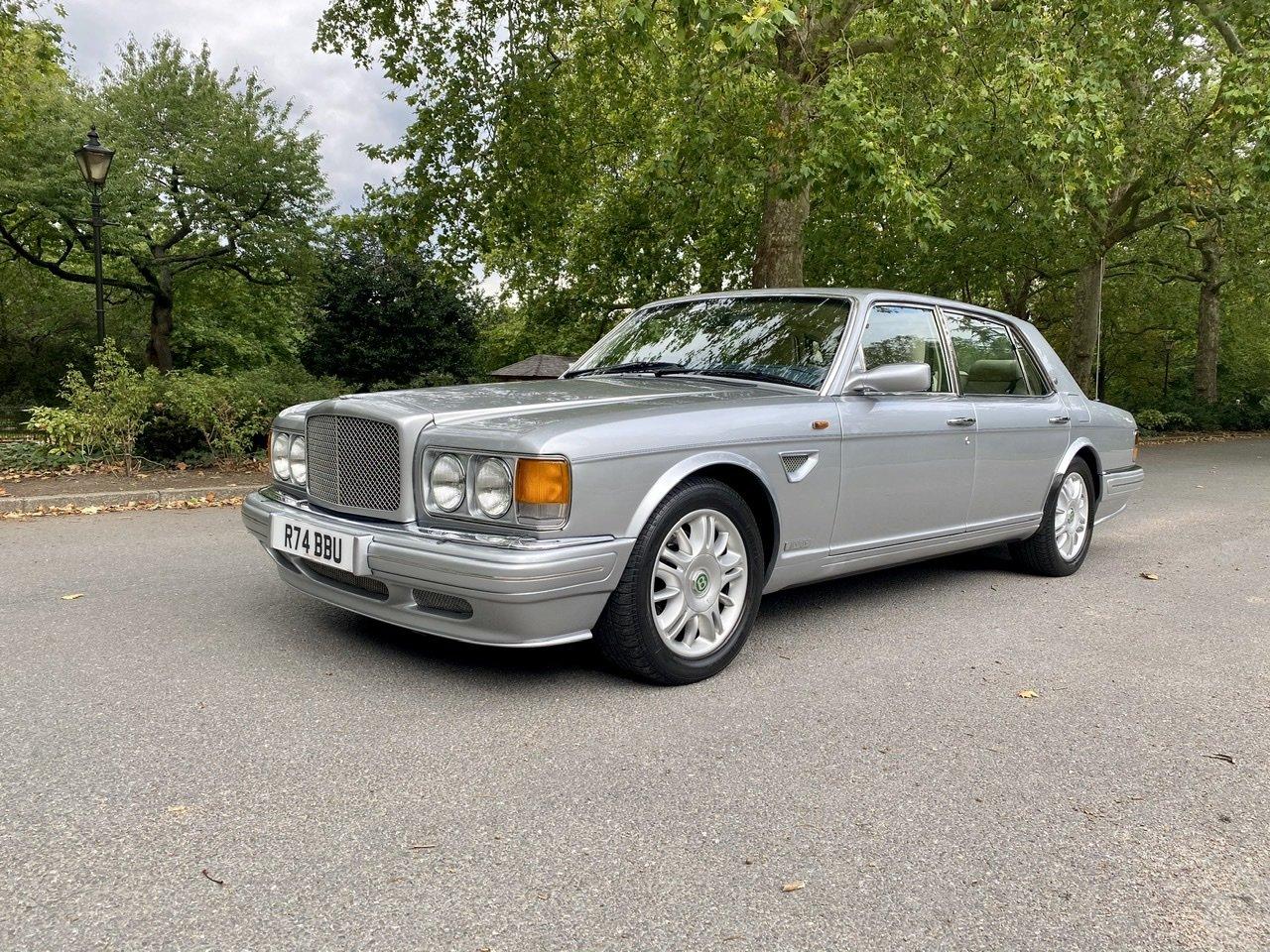1998 Bentley Brooklands 'R' Mulliner For Sale (picture 2 of 22)