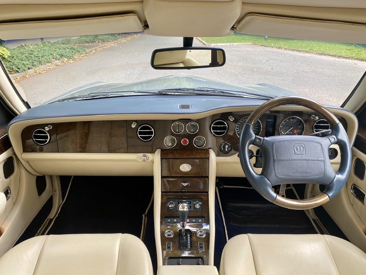1998 Bentley Brooklands 'R' Mulliner For Sale (picture 3 of 22)