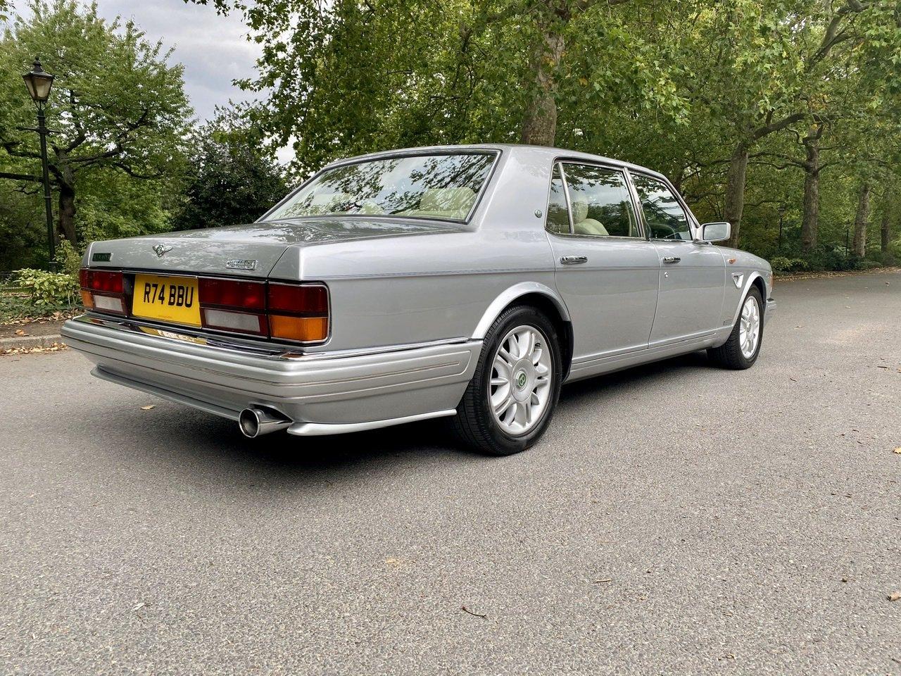 1998 Bentley Brooklands 'R' Mulliner For Sale (picture 7 of 22)