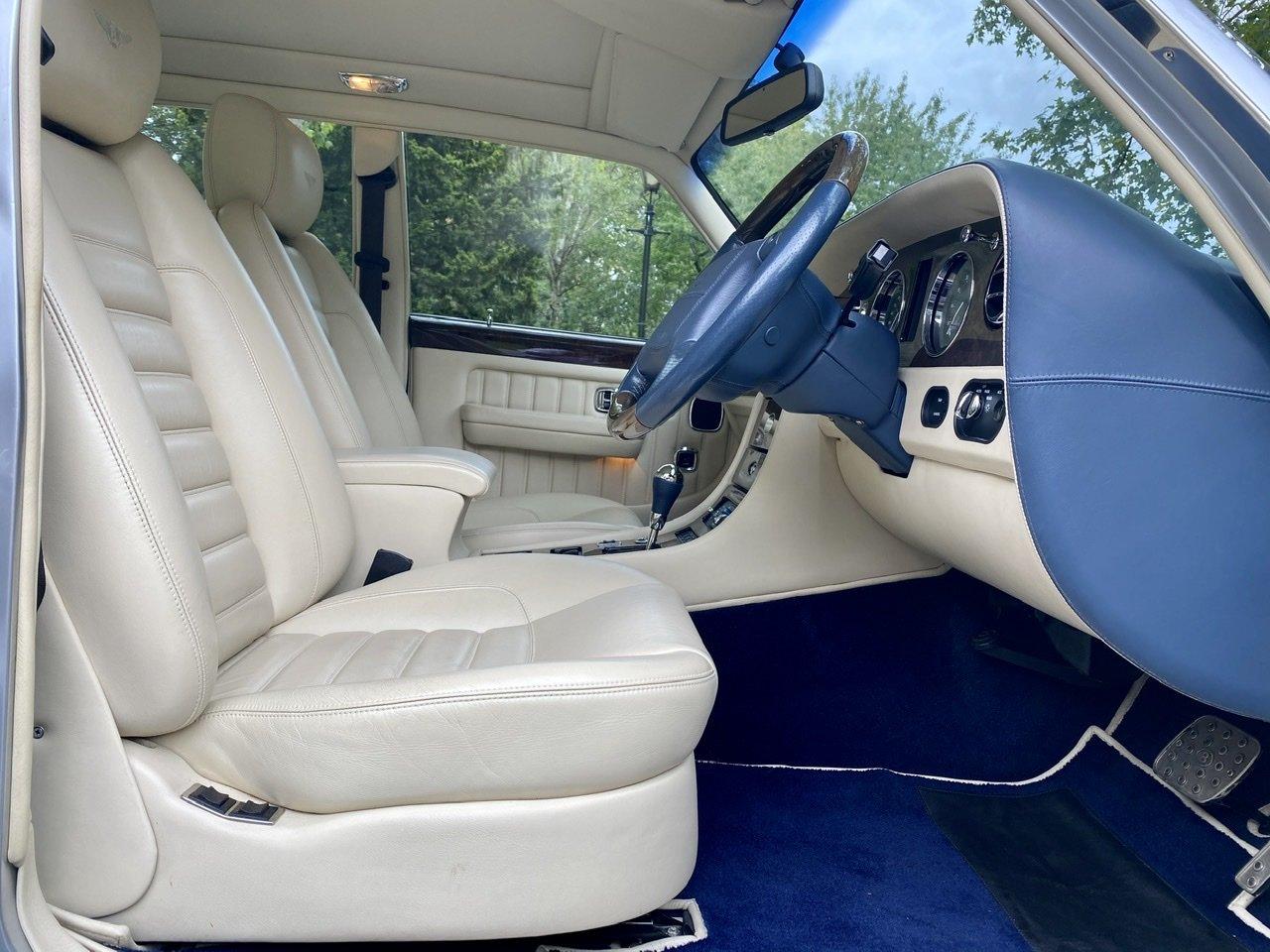 1998 Bentley Brooklands 'R' Mulliner For Sale (picture 9 of 22)