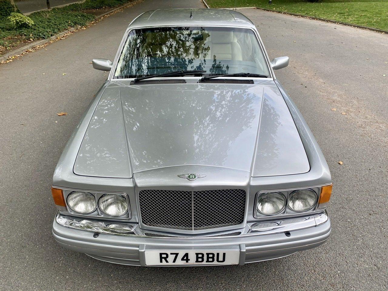 1998 Bentley Brooklands 'R' Mulliner For Sale (picture 10 of 22)