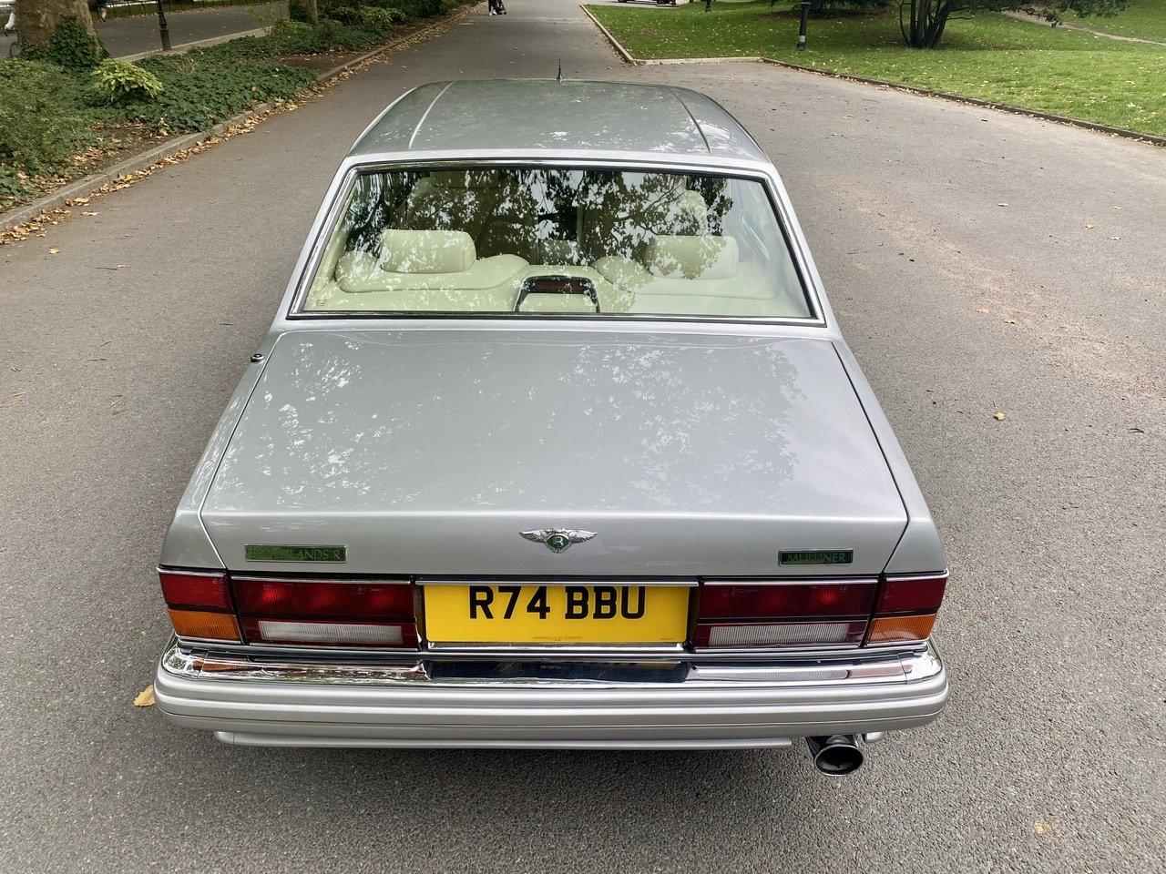 1998 Bentley Brooklands 'R' Mulliner For Sale (picture 11 of 22)