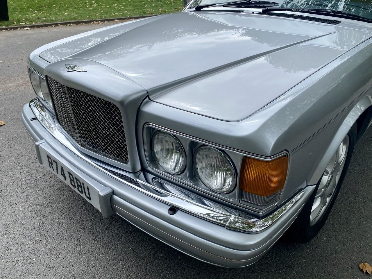1998 Bentley Brooklands 'R' Mulliner For Sale (picture 13 of 22)