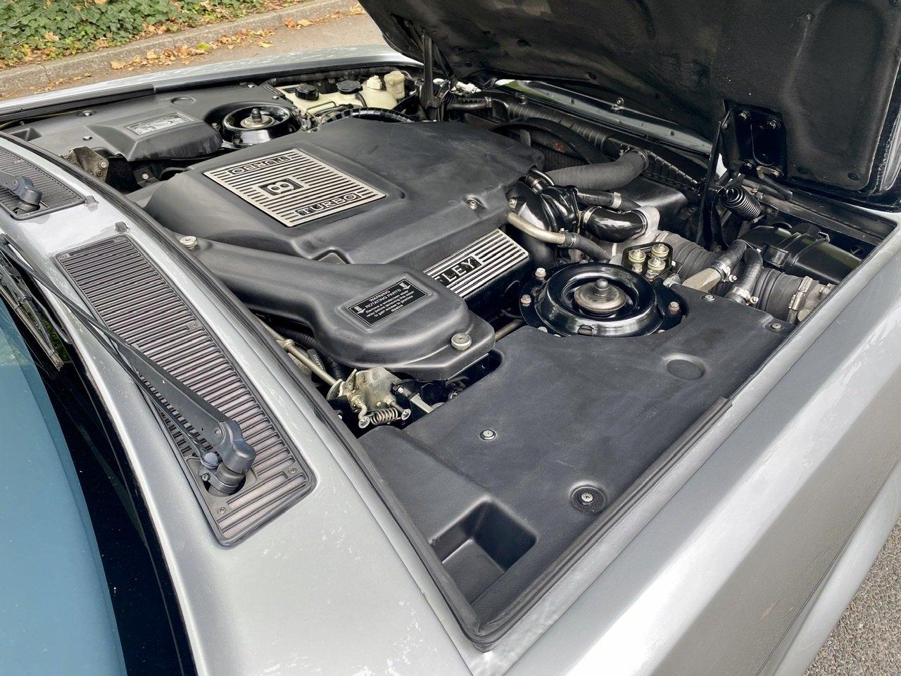 1998 Bentley Brooklands 'R' Mulliner For Sale (picture 18 of 22)