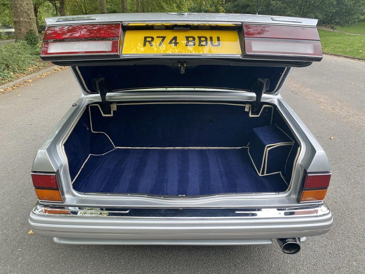 1998 Bentley Brooklands 'R' Mulliner For Sale (picture 20 of 22)