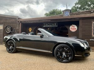 BENTLEY CONTINENTAL GTC MULLINER DRIVING SPEC'