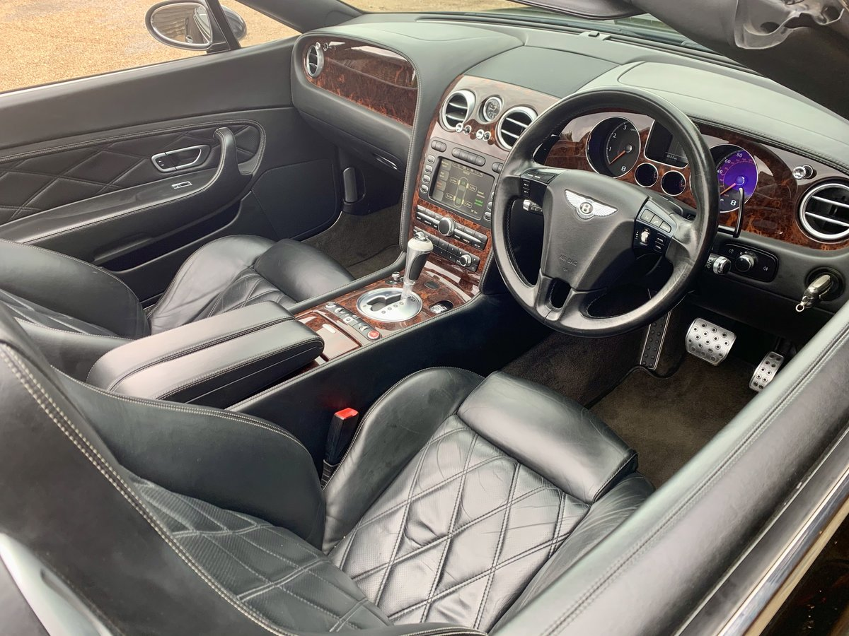 2008 BENTLEY CONTINENTAL GTC MULLINER DRIVING SPEC' For Sale (picture 3 of 6)