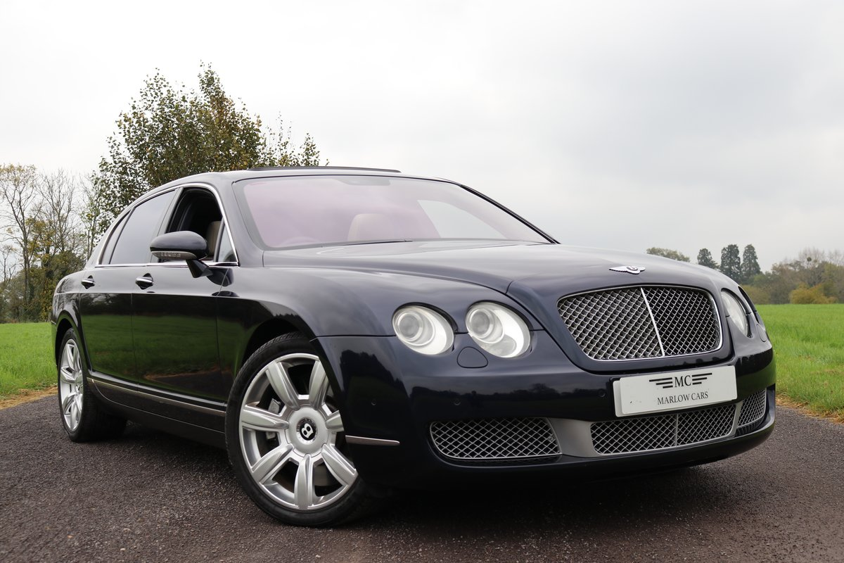 2006 Bentley Continental Flying Spur For Sale (picture 1 of 5)