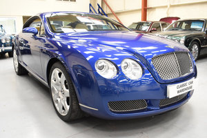 '57' Mulliner in Moroccan blue, previously sold by us