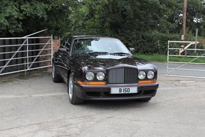 2000 Bentley Continental R Mulliner, 17000 Miles From New