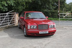 2001 Bentley Arnage Red Label - 46500 Miles, FSH