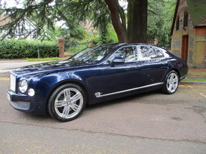 Picture of 2011 BENTLEY MULSANNE  NEW SHAPE  1 OWNER 34,000 MILES ONLY