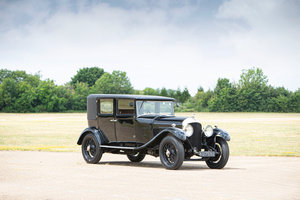Picture of 1926 BENTLEY 3/4½-LITRE PARK WARD SALOON For Sale