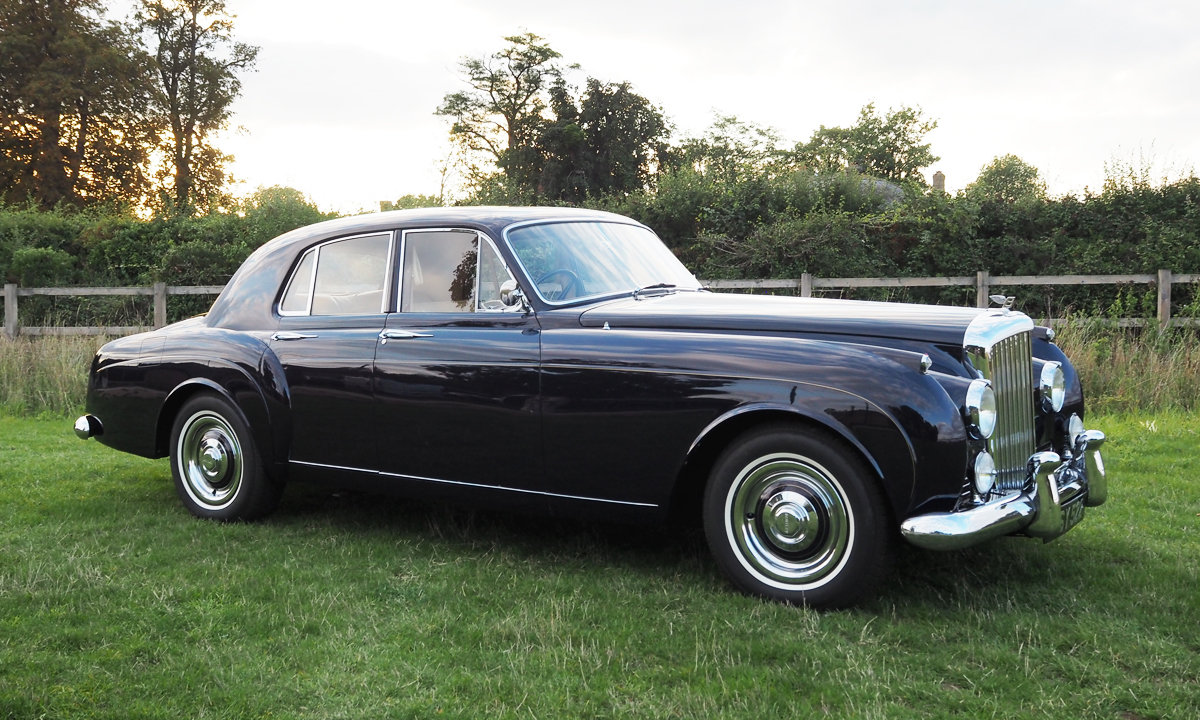 1958 Bentley S1 Continental Flying Spur by H.J Mulliner  For Sale (picture 1 of 6)