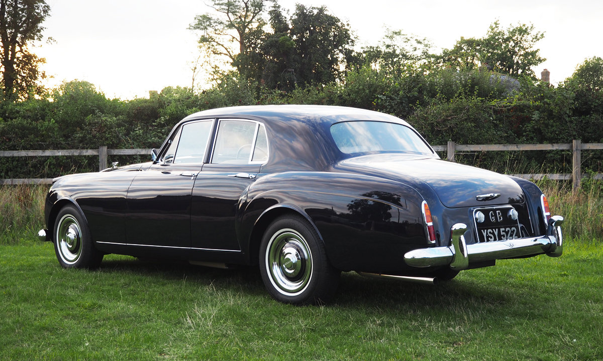 1958 Bentley S1 Continental Flying Spur by H.J Mulliner  For Sale (picture 2 of 6)