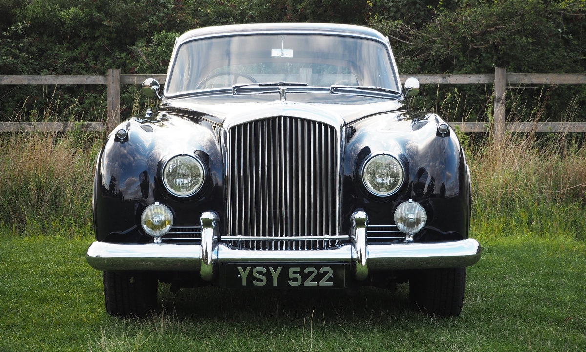 1958 Bentley S1 Continental Flying Spur by H.J Mulliner  For Sale (picture 3 of 6)