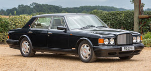 1996 Bentley Turbo R LWB Saloon For Sale by Auction