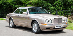 1996 Bentley Continental R Coupé For Sale by Auction