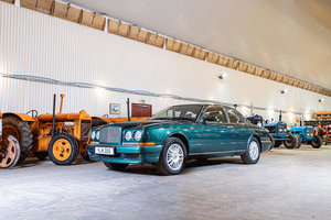 1999 Bentley Continental R Coupé For Sale by Auction