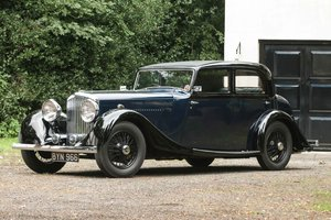 1935 Bentley 3½ litre Sports Saloon For Sale