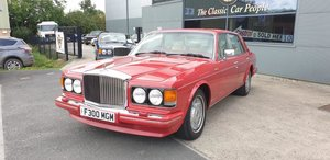 **OCTOBER ENTRY** 1988 Bentley Eight For Sale by Auction