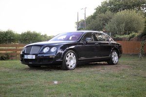 2005 (2006 MDL) Bentley Continental Flying Spur