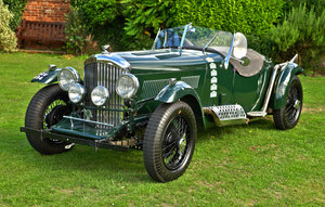 1936 DERBY BENTLEY 4.25 BOAT TAIL SPECIAL.