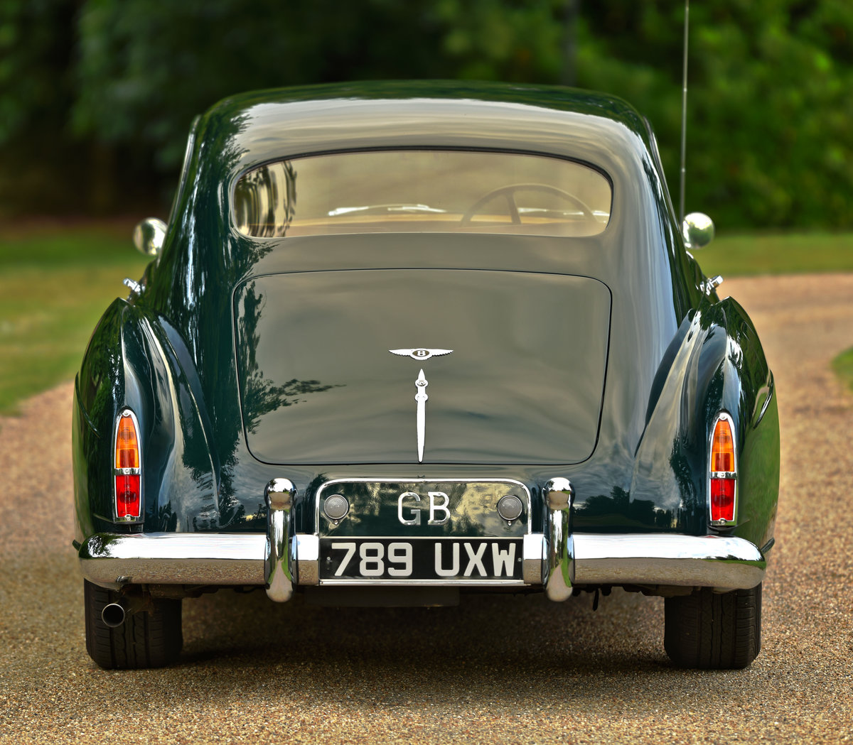 1957 Bentley S1 Continental Fastback by H.J.Mulliner For Sale (picture 4 of 6)