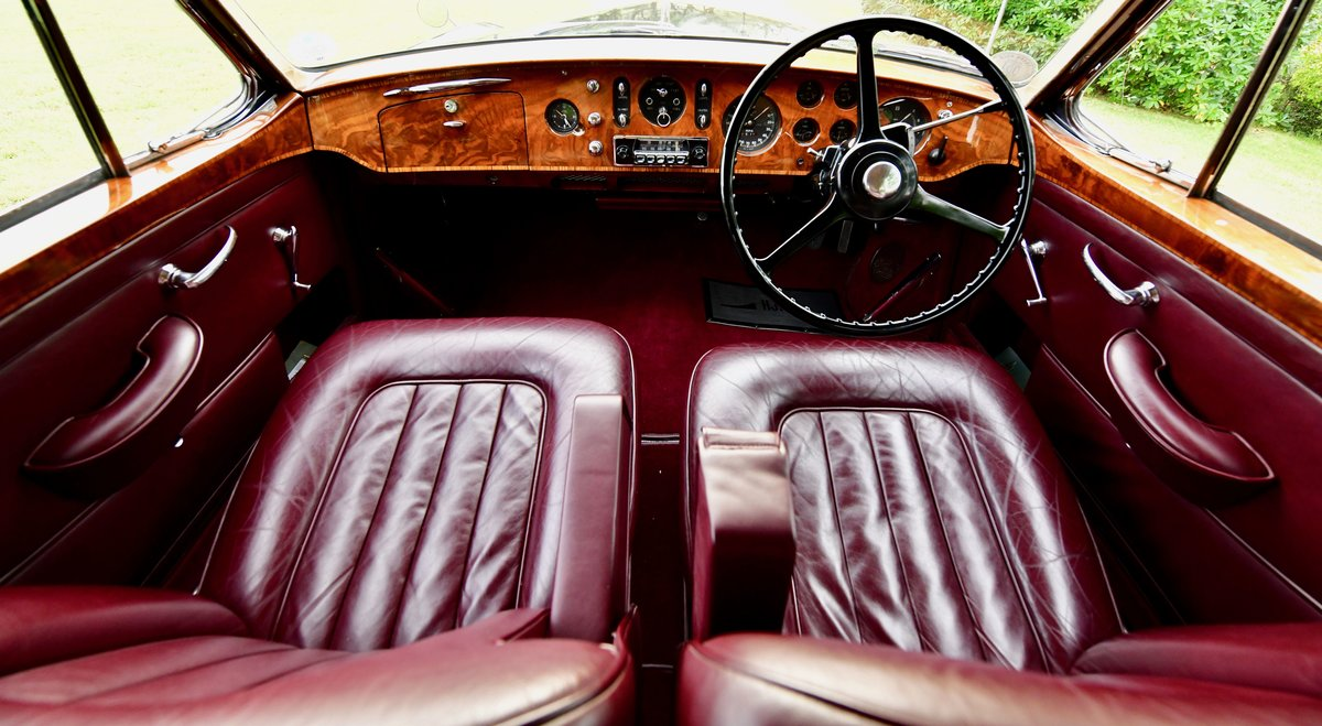 1957 Bentley S1 Continental Fastback by H.J.Mulliner For Sale (picture 6 of 6)