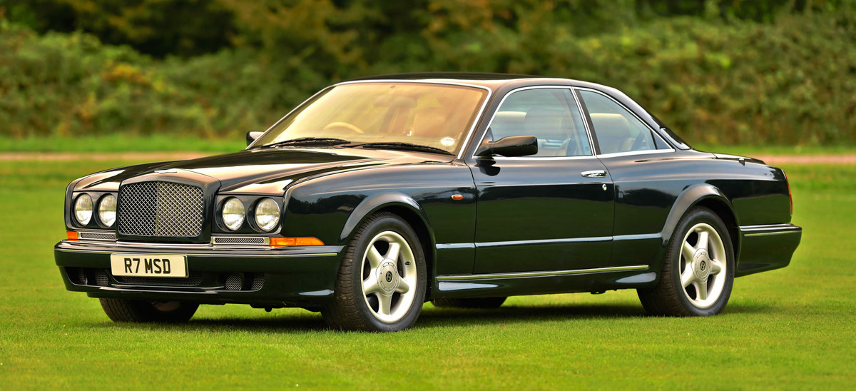 1998 BENTLEY CONTINENTAL T For Sale (picture 1 of 6)