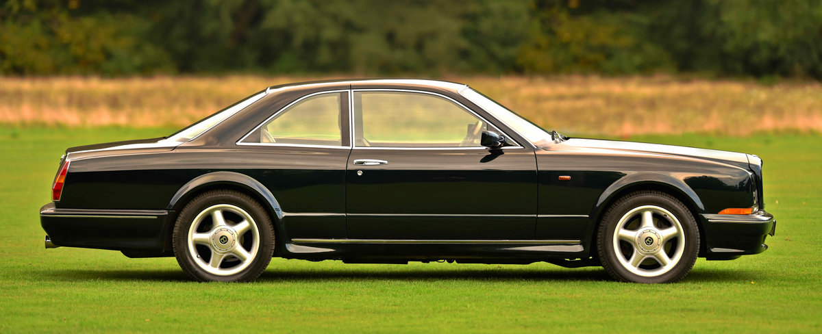 1998 BENTLEY CONTINENTAL T For Sale (picture 2 of 6)