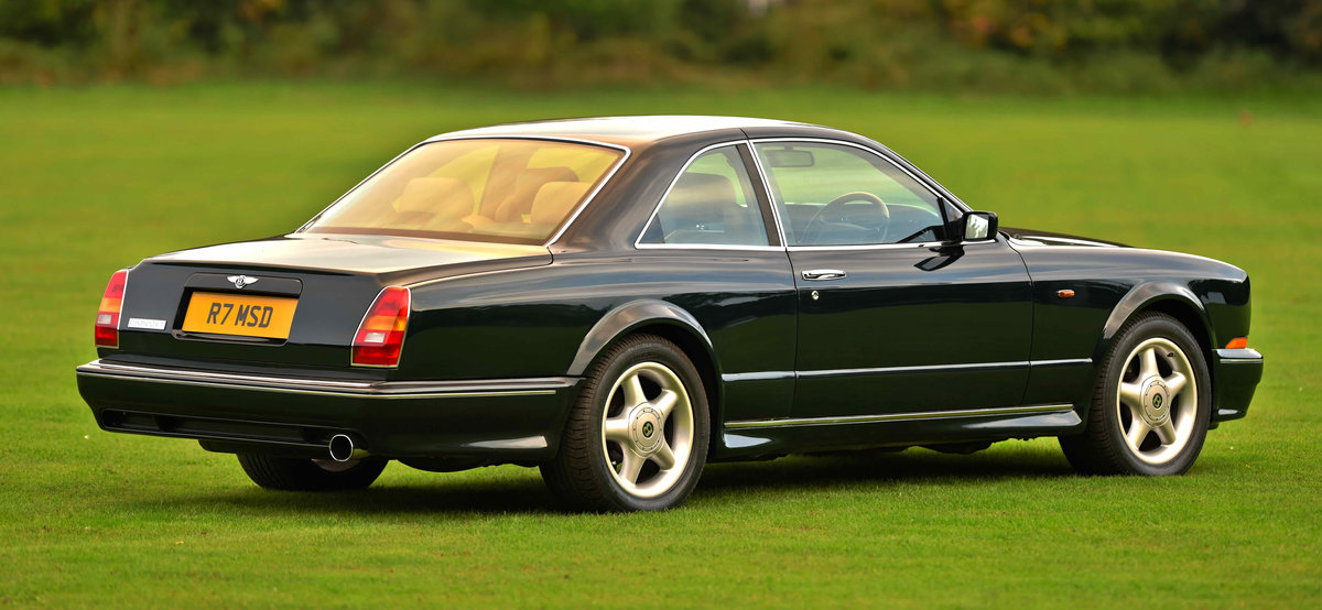 1998 BENTLEY CONTINENTAL T For Sale (picture 3 of 6)