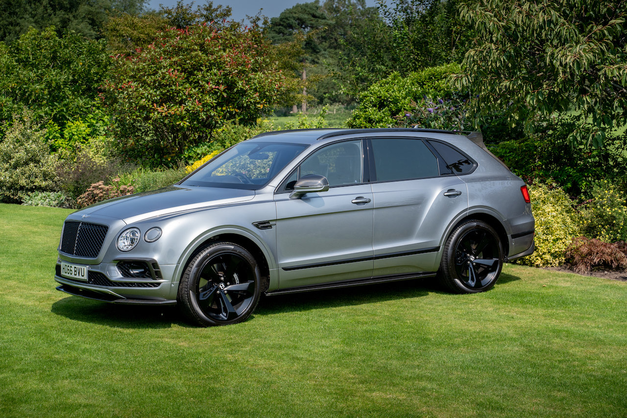 Bentley Bentayga 6.0 W12 ( 600bhp ) 4X4 Automatic 2016 66  For Sale (picture 2 of 6)