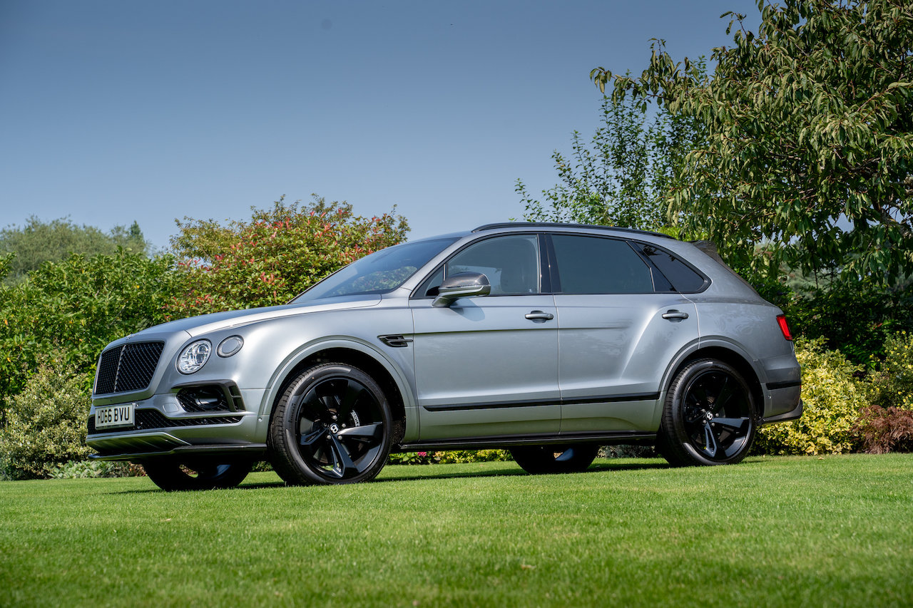 Bentley Bentayga 6.0 W12 ( 600bhp ) 4X4 Automatic 2016 66  For Sale (picture 3 of 6)