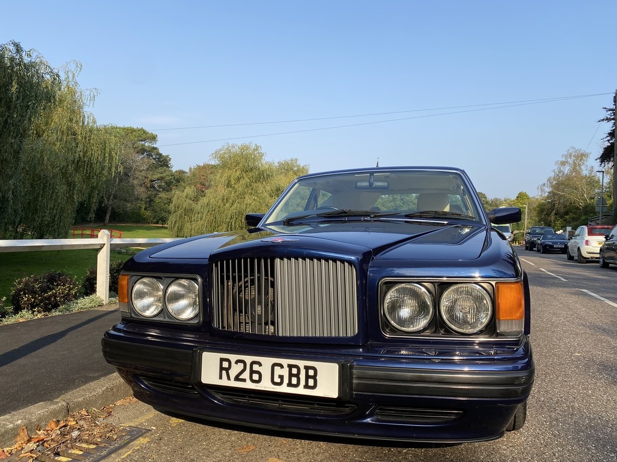 1997 Bentley Turbo RL For Sale (picture 1 of 6)
