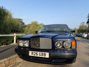 1997 Bentley Turbo RL For Sale