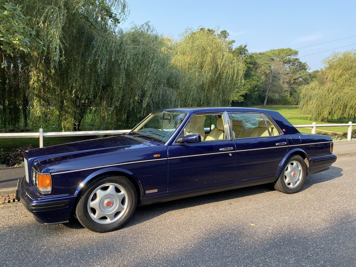 1997 Bentley Turbo RL For Sale (picture 2 of 6)